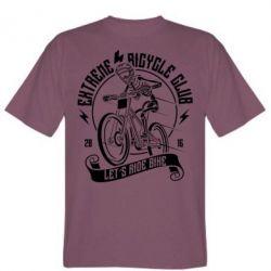 Чоловіча футболка Let's Ride Bike