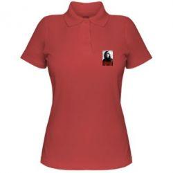 Жіноча футболка поло Лєтов