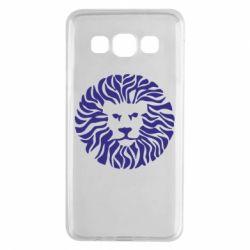 Чехол для Samsung A3 2015 лев - FatLine