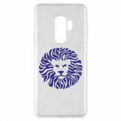 Чехол для Samsung S9+ лев