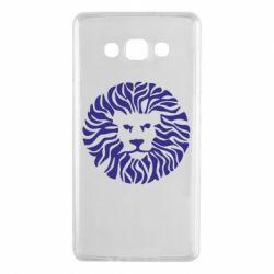 Чехол для Samsung A7 2015 лев - FatLine