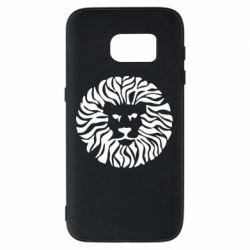 Чехол для Samsung S7 лев