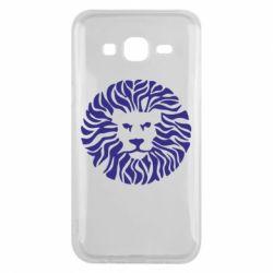 Чехол для Samsung J5 2015 лев