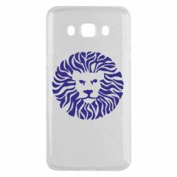 Чехол для Samsung J5 2016 лев