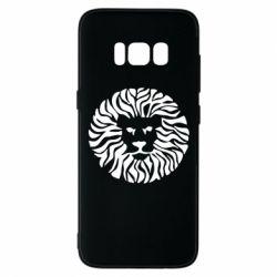 Чехол для Samsung S8 лев
