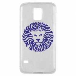 Чехол для Samsung S5 лев - FatLine