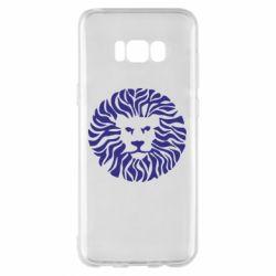 Чехол для Samsung S8+ лев - FatLine