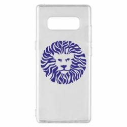 Чехол для Samsung Note 8 лев - FatLine