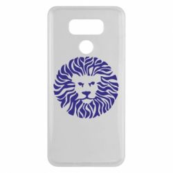 Чехол для LG G6 лев - FatLine