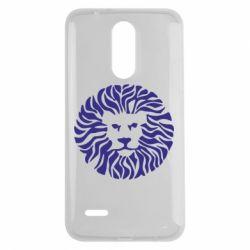 Чехол для LG K7 2017 лев - FatLine