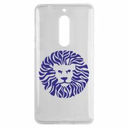 Чехол для Nokia 5 лев - FatLine