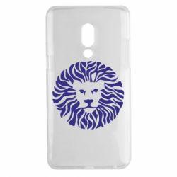 Чехол для Meizu 15 Plus лев