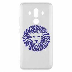 Чехол для Huawei Mate 10 Pro лев - FatLine