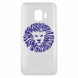 Чехол для Samsung J2 Core лев - FatLine