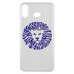 Чехол для Samsung A6s лев - FatLine