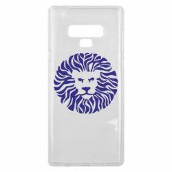 Чехол для Samsung Note 9 лев - FatLine