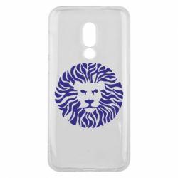 Чехол для Meizu 16 лев - FatLine
