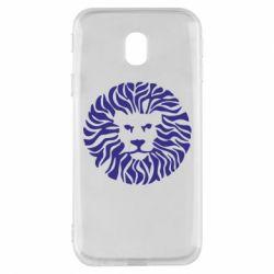 Чехол для Samsung J3 2017 лев - FatLine