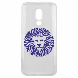 Чехол для Meizu 16x лев - FatLine