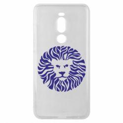 Чехол для Meizu Note 8 лев - FatLine