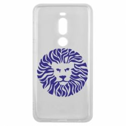 Чехол для Meizu V8 Pro лев - FatLine