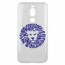 Чехол для Meizu X8 лев