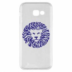 Чехол для Samsung A5 2017 лев - FatLine