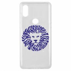 Чехол для Xiaomi Mi Mix 3 лев