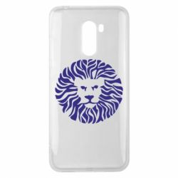 Чехол для Xiaomi Pocophone F1 лев