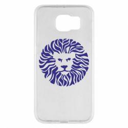 Чехол для Samsung S6 лев