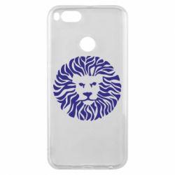 Чехол для Xiaomi Mi A1 лев