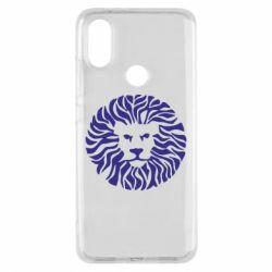 Чехол для Xiaomi Mi A2 лев