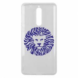 Чехол для Nokia 8 лев - FatLine
