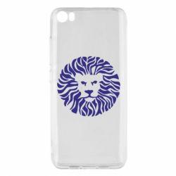 Чехол для Xiaomi Mi5/Mi5 Pro лев