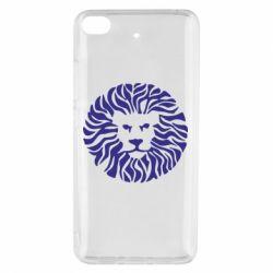Чехол для Xiaomi Mi 5s лев