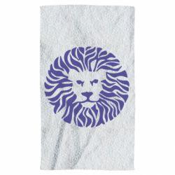 Полотенце лев