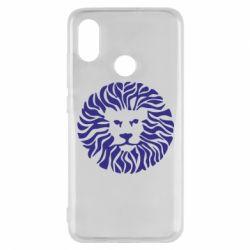 Чехол для Xiaomi Mi8 лев