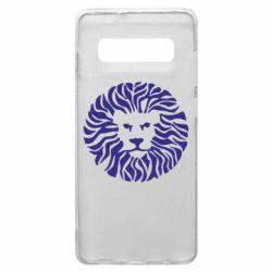 Чехол для Samsung S10+ лев