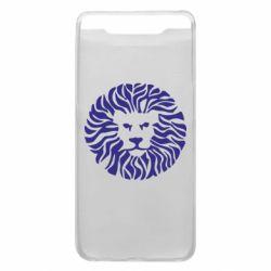 Чехол для Samsung A80 лев - FatLine