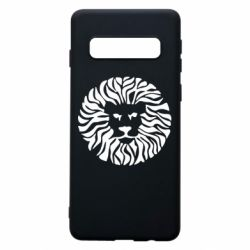 Чехол для Samsung S10 лев