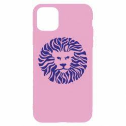 Чехол для iPhone 11 лев - FatLine