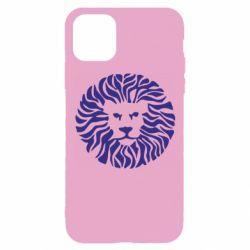 Чехол для iPhone 11 Pro лев - FatLine