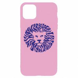 Чехол для iPhone 11 Pro Max лев - FatLine