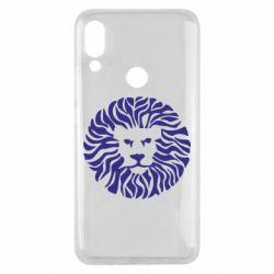 Чехол для Meizu Note 9 лев - FatLine