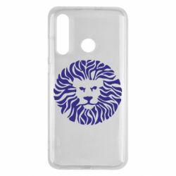 Чехол для Huawei Nova 4 лев - FatLine