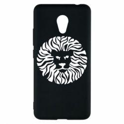 Чехол для Meizu M5c лев