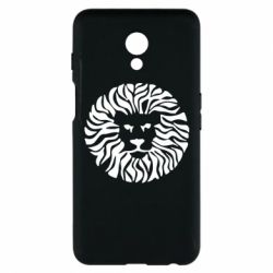 Чехол для Meizu M6s лев