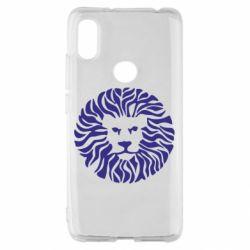 Чехол для Xiaomi Redmi S2 лев