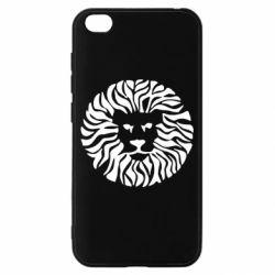 Чехол для Xiaomi Redmi Go лев