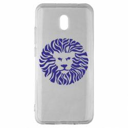 Чехол для Xiaomi Redmi 8A лев